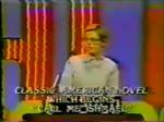 Jeopardy 1984 Pilot (Makeshift Pilot Credits)