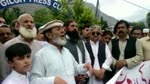 People in Gilgit deprived of compensation for their land since 1949 protest against Islamabad