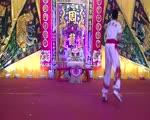 Human Mobile Stage 131F, 100th Anniversary Death of Master Chau Lung, 周龙宗师逝世壹佰周年, Lion Dance Kung Fu