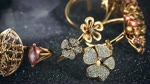 Designer Gold Jewellery Collection visualization Video