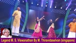 Legend M. S. Viswanathan By M. Thiravidaselvan (singapore) Vol 235