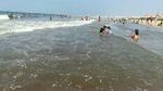 Tourist Enjoys Summer vacation In Ras El Bar