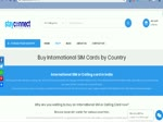 Buy Other Country SIM Card in India From StayConnect Cellular