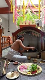 vadavambalam aradana  58th peedathipathi