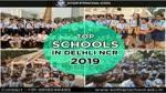 Top Schools in Delhi NCR 2019
