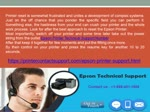 Epson Printer Technical Support Number +1-888-451-1608