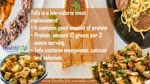 Meat Substitute for Vegan Diet