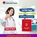 Trường Cao Đẳng Y Khoa Phạm Ngọc Thạch tuyển sinh