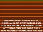 Fact About The Videos I Make