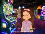 Tracy Goes To The Arcade
