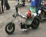 Motorbike Ausstellung Pattaya