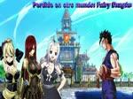 FanFic: ¿QHPS Gohan caía en el mundo de Fairy Tail? / Capítulo Introductorio / Fairy Dragón