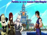 FanFic: ¿QHPS Gohan caía en el mundo de Fairy Tail? / Capítulo 1 / Fairy Dragón