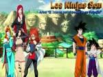 FanFic: ¿QHPS Goku y Gohan iban al mundo de Naruto? / Capítulo 6 / Los Ninjas Son