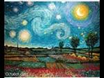 Go, Van Gogh, go. -
