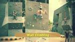 Adventure Rocks Artificial Climbing Wall- A Fun Activity Setup