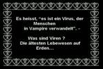 Vampireske Auferstehung. -