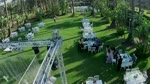 Open Air Wedding at Nadia Andraws by SAM Events