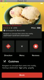 Food Delivery App Development Cost With Advanced Features