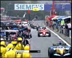 16 - F1 GP Gran premio de Bélgica - Spa 2005