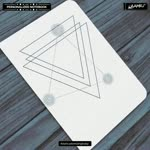 Compass Design Notebook | Personalized Notebook Designs | Aamku Notebooks Online
