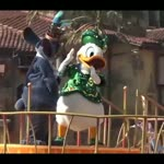 Adorable Mr Duck  Specatacular ship on street show