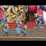 Amazing Cartoon Show Dance On Stage