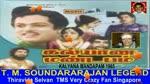 Kalyana Mandapam 1965 T. M. Soundararajan Legend