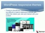 How to create a Responsive website on Wordpress.