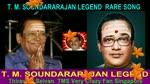 T. M. Soundararajan Legend Rare Song Vol 5