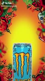 Monster Energy - Mango Loco