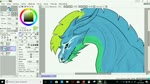 y2mate.com - Water dragon speedpaint_k9e0p3t6GgE_1080p.mp4