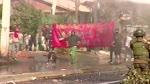 CHILE : Krawalle in der Hauptstadt wegen Corona-Beschränkungen