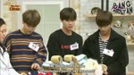 [ENG] 151111 My Pet Clinic with BTS J-Hope, Jimin & V - Part 3. Physical Therapy