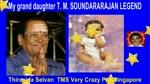 My Grand Daughter T. M. Soundararajan Legend Song 10 Unna Unnavu
