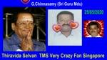 T. M. Soundararajan Legend Memorial Day 25.05.2020