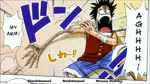 One Piece Luffy Vs. Crocodile Full Fight Manga Only