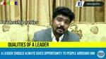 LEADERSHIP | QUALITIES | PART 6
