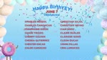 Yey Birthday