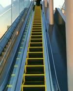 Shibuya sky escalator, Japan