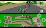 Live del Juego Retro de SuperNintendo Super Mario kart