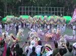 3碟2膊醒狮表演 133O(Human Mobile Stage 133O),醒狮功夫, Lion Dance Kung Fu. 中外周家,飞越舞台,On Stage.