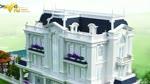 3 mẫu biệt thự phố tân cổ điển