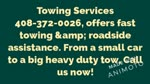 Towing Services | 24/7 towing services available in San Jose