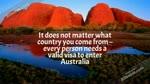 Australian Visa Advice