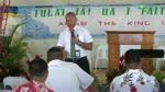 Sabbath School Youth Tent - Day 6 - Kili Silafau