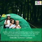 Fun Activities That Can Be A Part Of Oakville Summer Camps