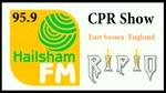 RIPIO on CPR Show - Hailsham Fm 95 9 - East Sussex - England