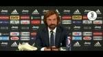 Conferenza Stampa Pirlo post Juventus-Sampdoria 3-0.