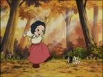 La légende Blanche Neige, Ep1 un princesse est née